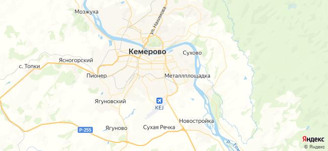 87 автобус в Кемерово