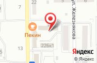 Схема проезда до компании Конверт-Сервис М в Кемерово