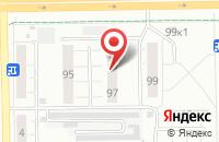 Схема проезда до компании Издательство «Новое Знание» в Кемерово