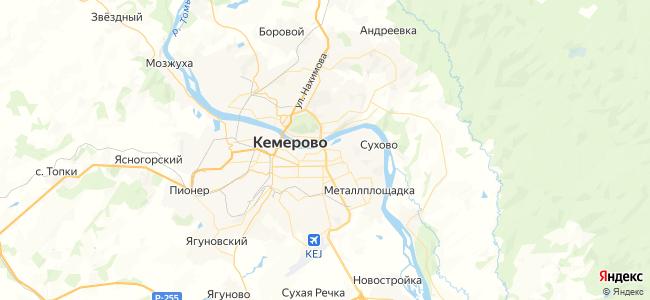 32 (раб.дни) автобус в Кемерово