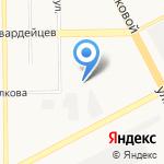 Пчёлка на карте Кемерово