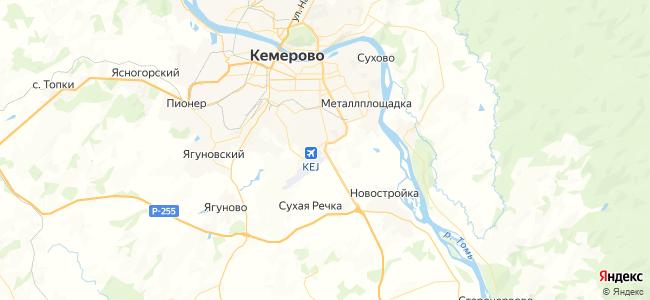 203 (летний) автобус в Кемерово