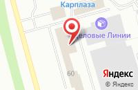 Схема проезда до компании Кузбасстехсервис в Кемерово