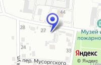 Схема проезда до компании МАГАЗИН РАДИОТЕХНИКА в Ленинск-Кузнецке