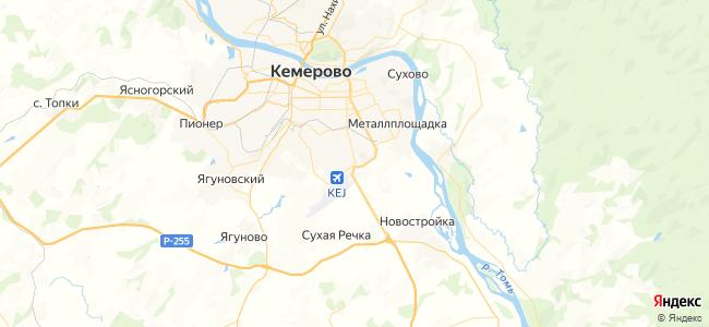 105 автобус в Кемерово