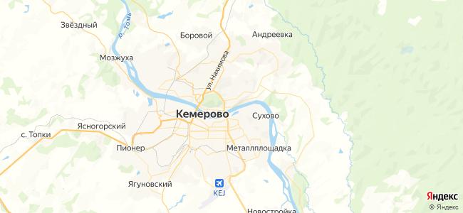 176 (летний) автобус в Кемерово