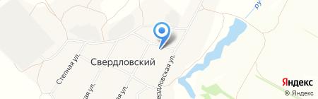 Храм в честь Божией Матери Спасительницы хлебов на карте Свердловского