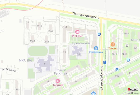 купить квартиру в ЖК Притомский