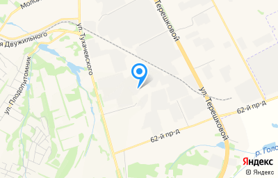 Местоположение на карте пункта техосмотра по адресу г Кемерово, ул Тухачевского, д 108А