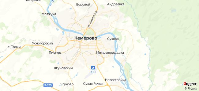 104 автобус в Кемерово