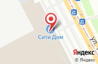 Схема проезда до компании Модная шторница в Кемерово