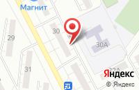 Схема проезда до компании Почтовое отделение связи №56 в Кемерово