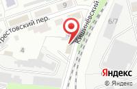 Схема проезда до компании Коннект в Ленинске-Кузнецком