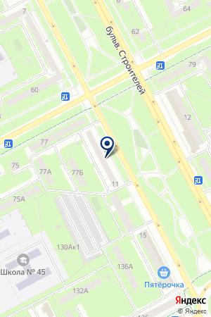 ФОТОАТЕЛЬЕ ФОТОГРАФИЯ 12 на карте Кемерово