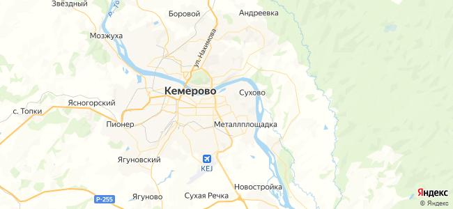 76 (раб.дни, утро) автобус в Кемерово