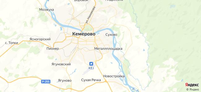 144т маршрутка в Кемерово