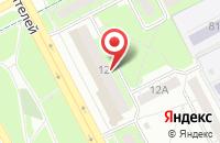 Схема проезда до компании Spass в Кемерово
