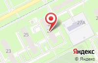 Схема проезда до компании Промзапчасть в Кемерово
