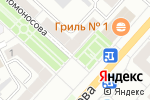 Схема проезда до компании Ростелеком, ПАО в Ленинске-Кузнецком