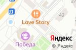Схема проезда до компании Ломбард в Ленинске-Кузнецком