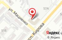Схема проезда до компании Ббб в Ленинске-Кузнецком