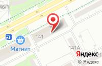 Схема проезда до компании Национальный Приоритет в Кемерово