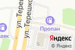 Схема проезда до компании АГЗС в Металлплощадке