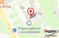 Схема проезда до компании Отдел пенсионного фонда РФ в г. Кемерово в Кемерово