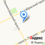 KemComfort на карте Кемерово