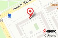 Схема проезда до компании Рекламная Группа «Лимон» в Кемерово