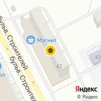 Световой день по адресу Россия, Кемеровская область, Кемерово, б-р Строителей,42