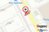 Схема проезда до компании Следственный отдел в Кемерово