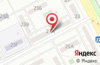 Схема проезда до компании Коал Траде в Кемерово