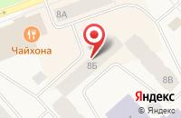 Схема проезда до компании Союз Ненцев в Дудинке