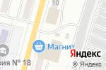 Схема проезда до компании Автомойка в Ленинске-Кузнецком
