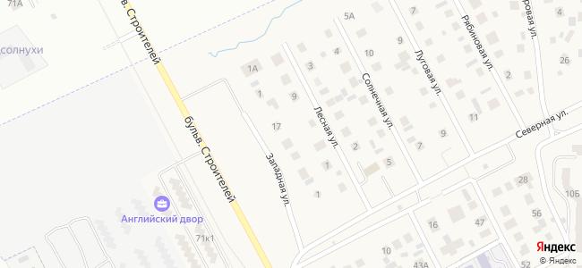 Металлплощадка (Кемеровский район), Западная, 16