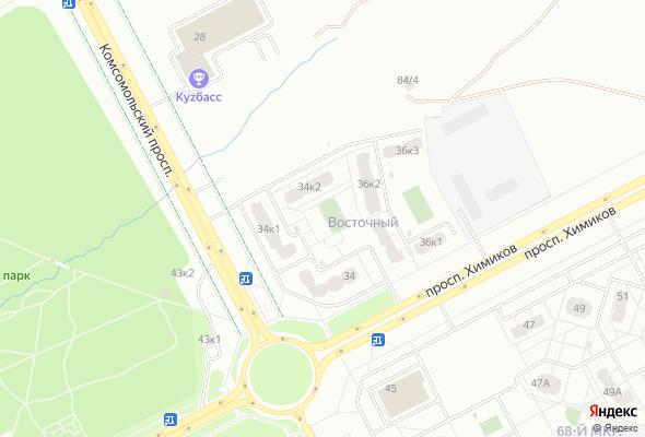 жилой комплекс Восточный