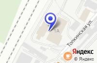 Схема проезда до компании ОПТОВАЯ БАЗА ПИНЧИН в Топках