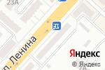 Схема проезда до компании Сибмонтаж в Ленинске-Кузнецком