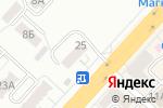 Схема проезда до компании Радиотехника в Ленинске-Кузнецком