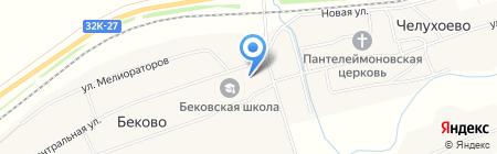 Ксюша на карте Беково