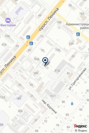ОВД ЛЕНИНСК-КУЗНЕЦКОГО РАЙОНА на карте Ленинска-Кузнецкого