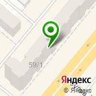 Местоположение компании СОКОЛ