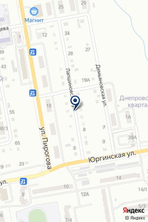 АВТОСАЛОН АВТОТРЕЙД на карте Ленинска-Кузнецкого