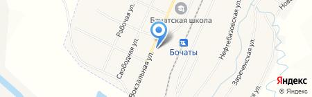 Альтаир на карте Старобачатов