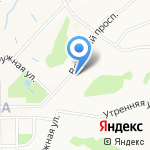 Промстрой на карте Кемерово