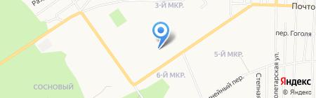 LEON на карте Белово