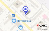Схема проезда до компании ПОЛЫСАЕВСКОЕ СТРОИТЕЛЬНОЕ УПРАВЛЕНИЕ в Полысаеве