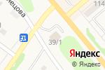 Схема проезда до компании Пивная №1 в Полысаево