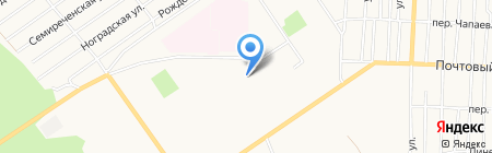 Автосервис на карте Белово